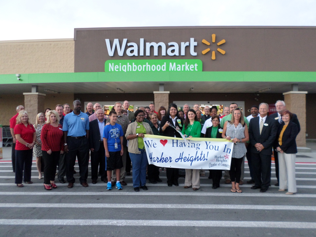 walmart neighborhood market grand opening